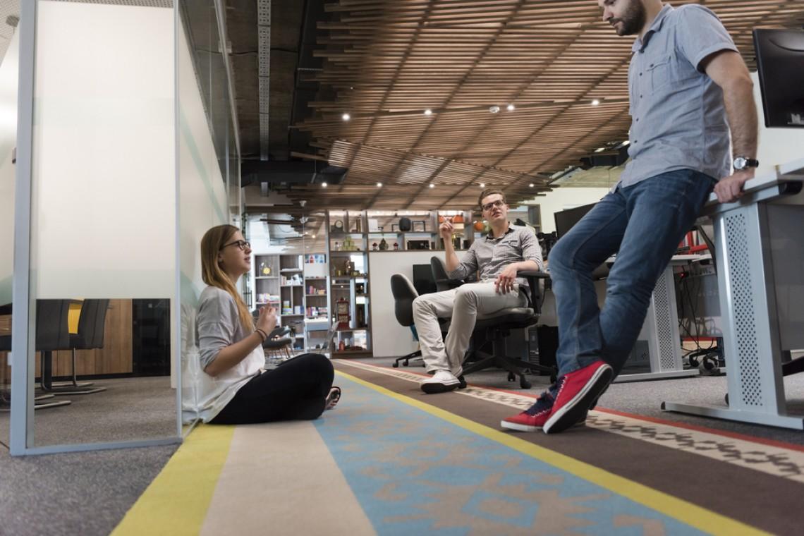 Biuro przyszłości - mobilne będą tu nie tylko technologie, ale i ludzie