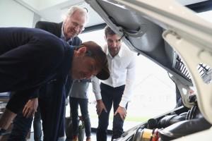 Zobacz, jak wygląda pierwszy taki salon Porsche na świecie