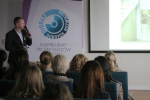 Studio Dobrych Rozwiązań - o łazienkowych trendach opowiadaliśmy w Łodzi