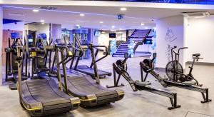 W klubie fitness liczy się każdy detal. Nowoczesne wnętrze od Zynk Design