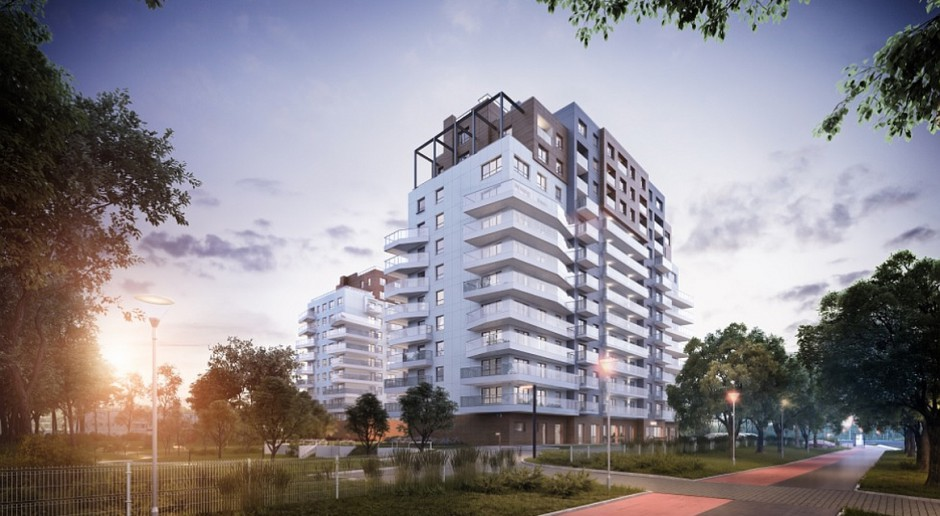 Nowy aparthotel w Gdańsku - minimalistyczna architektura i wyrafinowane detale