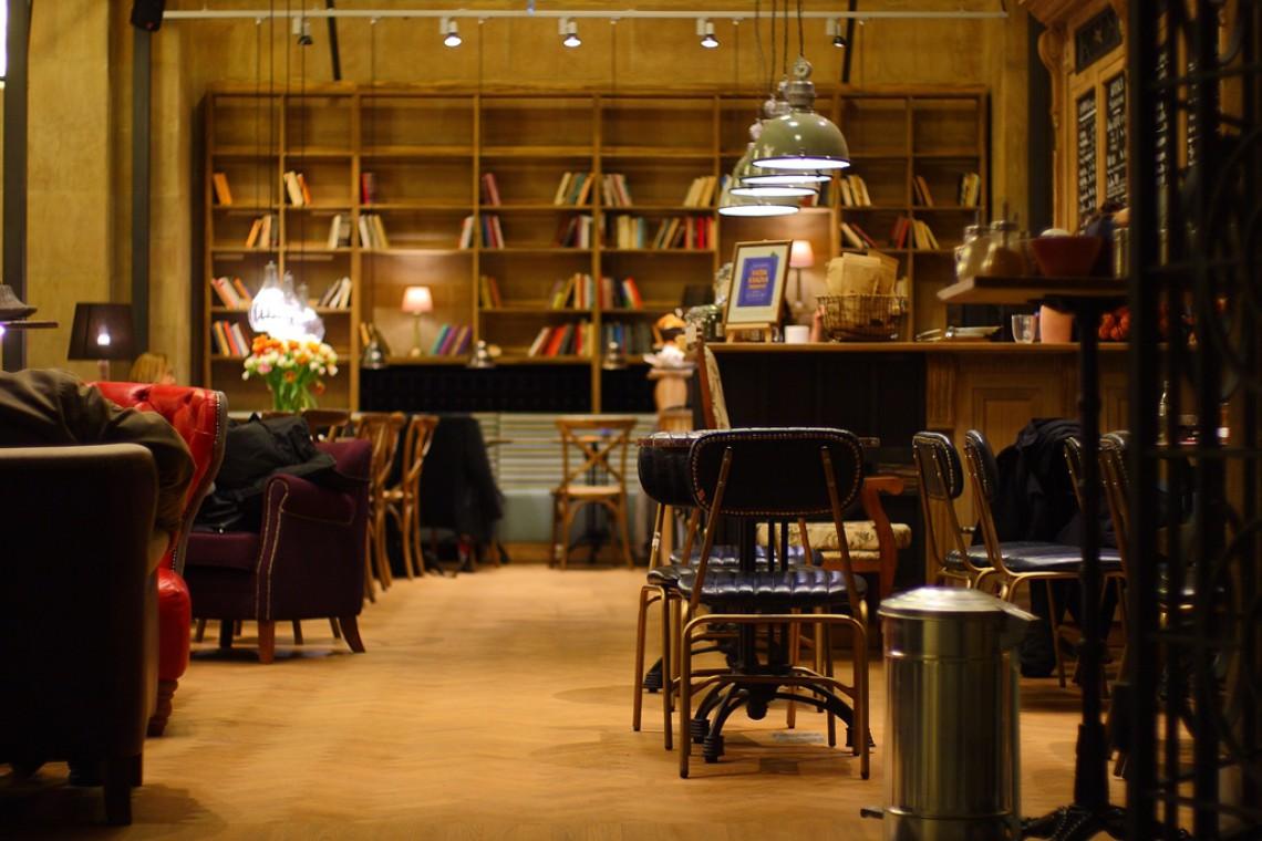 Green Caffè Nero w Pałacu Kultury i Nauki. Design zachwyca!