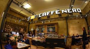 Nowa, designerska kawiarnia Green Caffè Nero w Warszawie