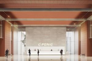 Tak mógłby wyglądać kompleks biurowy PGNiG