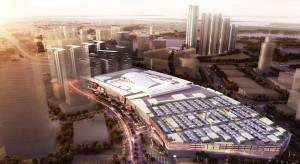 W Abu Dhabi budują centrum handlowe za miliard dolarów. Zobacz jak będzie wyglądać
