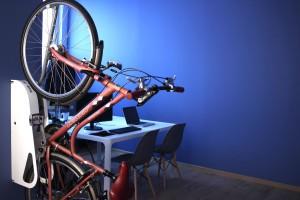 Rowerowanie w biurowcach. Trend nabiera na znaczeniu