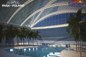 Suntago Wodny Świat: zobacz film z budowy największego parku wodnego w Europie!