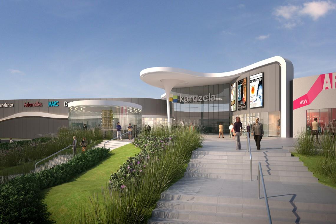Bose projektuje nowy obiekt handlowy w Kołobrzegu