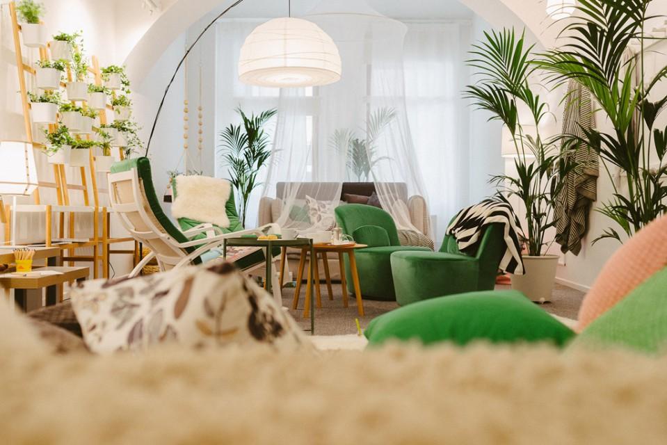 IKEA Po Sąsiedzku, czyli unikalna przestrzeń pełna szwedzkości