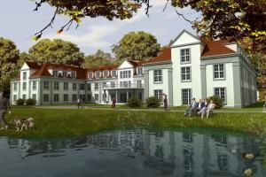W podwarszawskim Sulejówku powstaje wyjątkowy Pałac dla Seniora