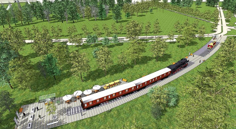 Tak będzie wyglądał nowy park w Poznaniu