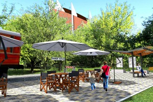 Skanska zbuduje Park Rataje w Poznaniu