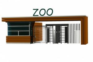Nowe wejście do warszawskiego zoo. Ruszył przetarg