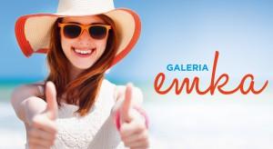 Nowa identyfikacja wizualna Galerii Emka