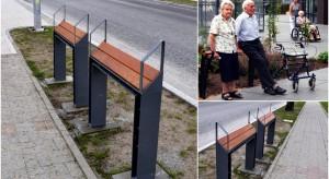 Designerski przysiadak, czyli nowy mebel miejski w Gdyni