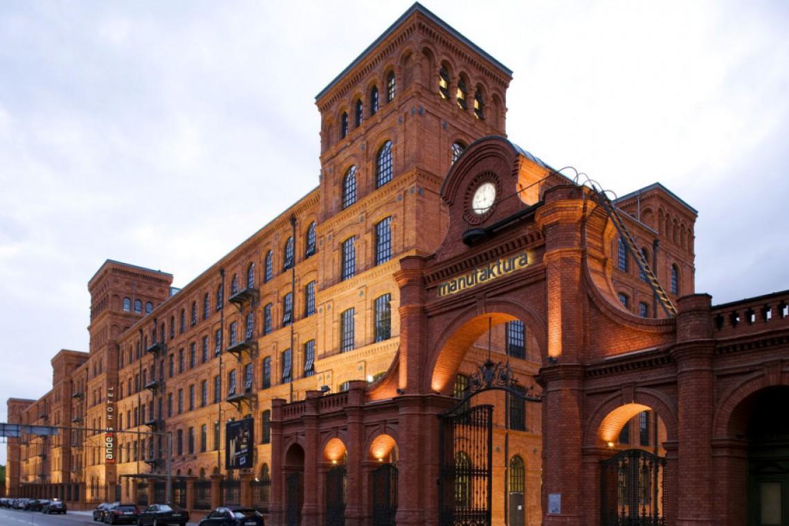Designerskie hotele andels