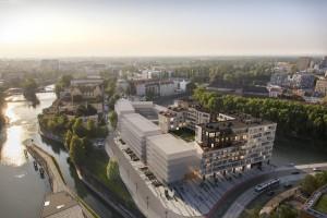 Budowa kompleksu Bulwary Książęce nabiera tempa