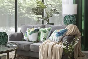 Egzotyczne liście – nowy trend na wiosnę