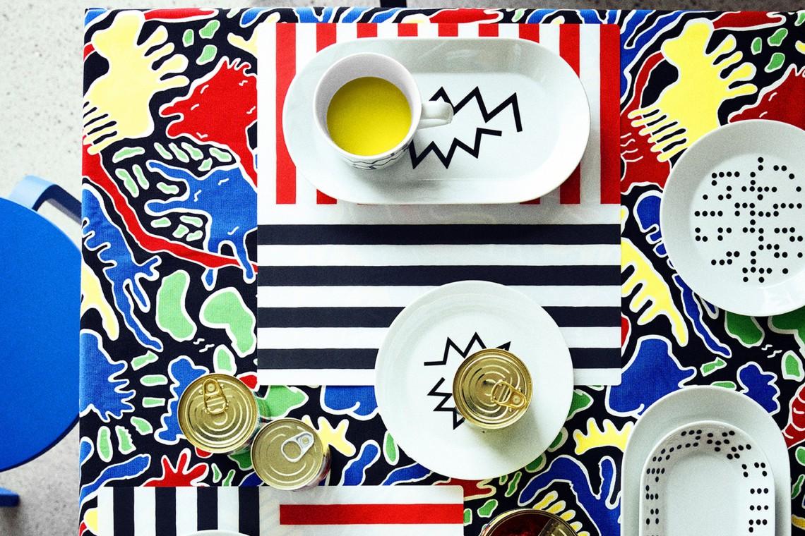 Oto nowa kolekcja IKEA. Energetyczne i śmiałe wzory zachwycają