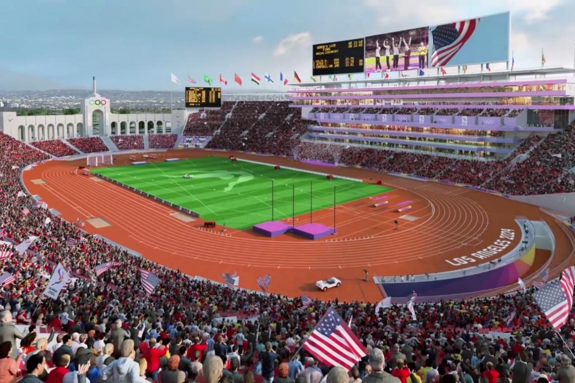 Design orężem w walce o organizację Igrzysk