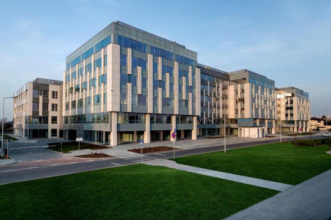 Astrum Business Park - innowacyjny i proekologiczny projekt Prochem