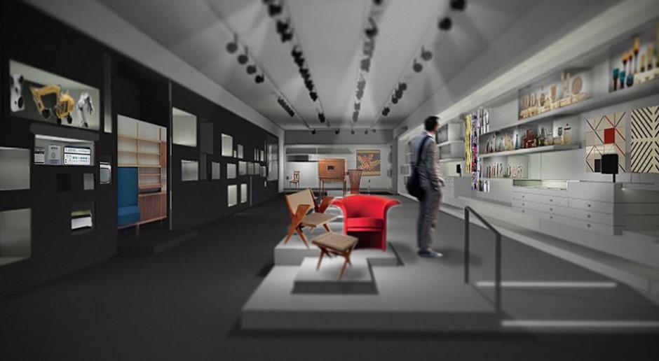 Stała ekspozycja polskiego designu w Muzeum Narodowym