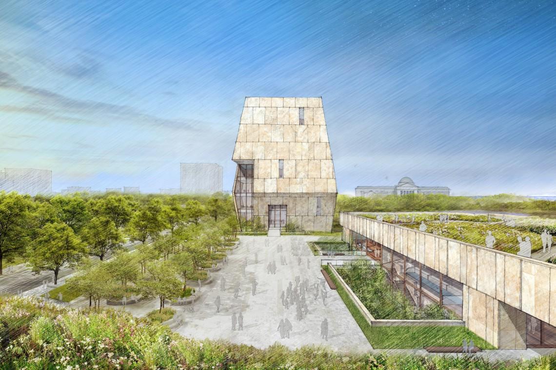 Architektoniczne dziedzictwo Obamy