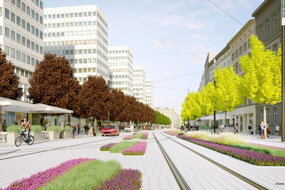 Centrum Poznania czekają wielkie zmiany