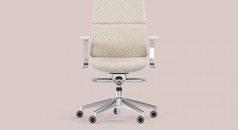 Fotel dla managera. Kunszt wykonania doceniony