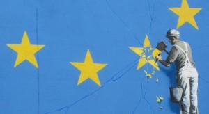 Nowy mural Banksy'ego w Dover. Artysta komentuje Brexit