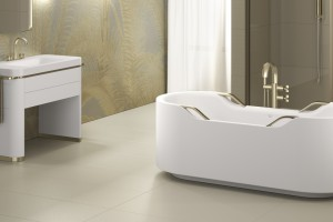 Giorgio Armani projektuje dla łazienek