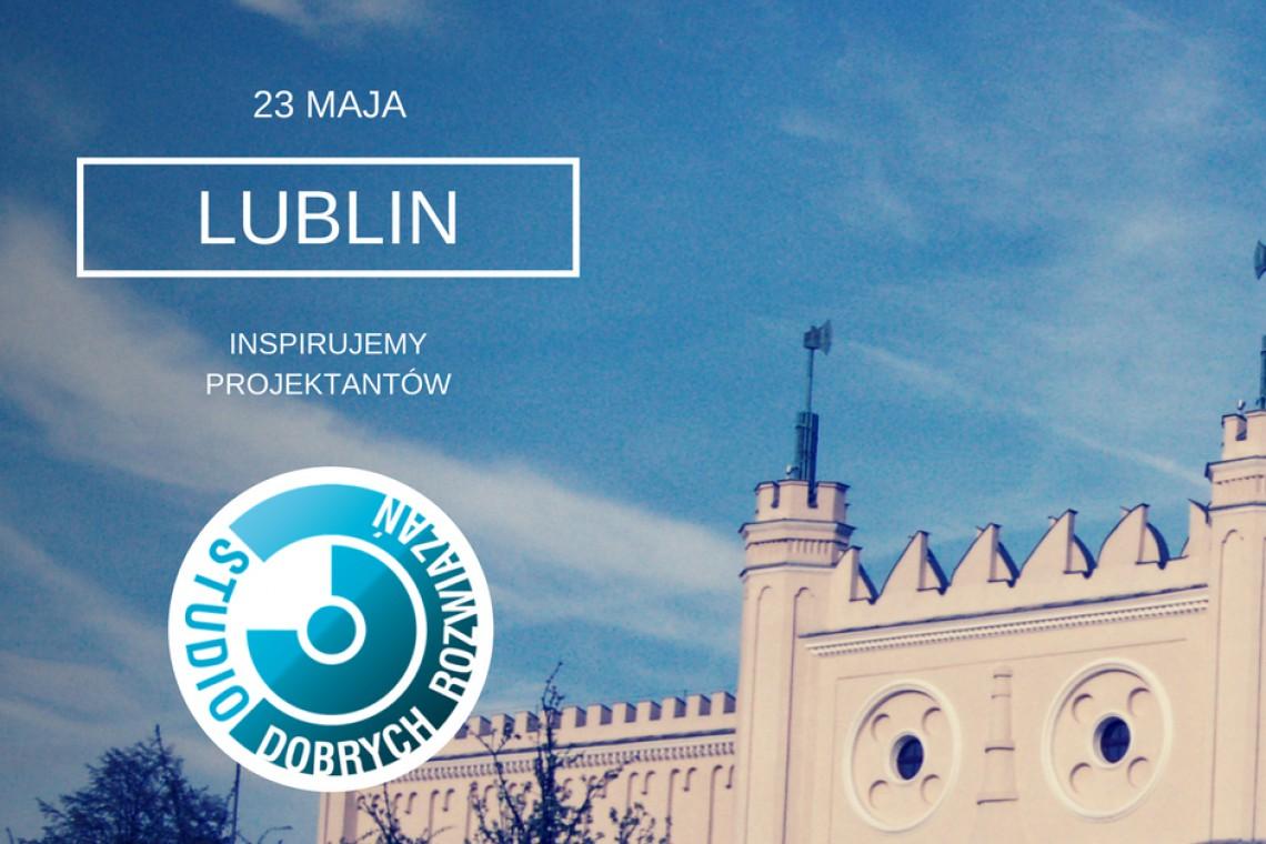 Designerska majówka - 23 maja Studio Dobrych Rozwiązań wraca do Lublina