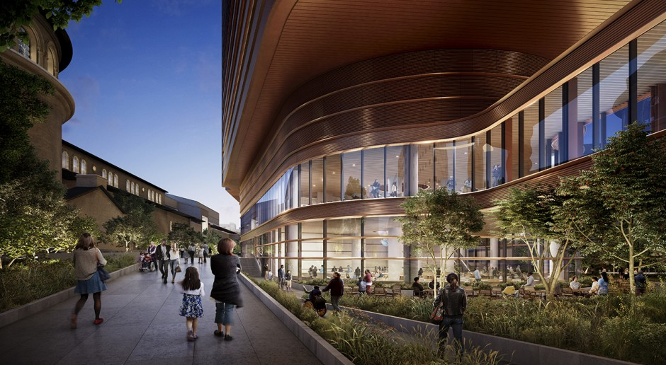 Foster + Partners szykują architektoniczną perłę