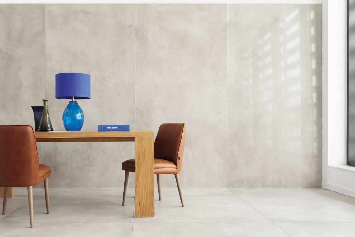 Wielkie rozmiary płytki ceramicznej - szansa na nowe rozwiązania we wnętrzach?