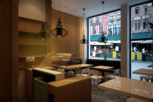 Pomysł na migdałową kawiarnię