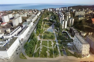 Pierwszy krok w kierunku Parku Centralnego w Gdyni