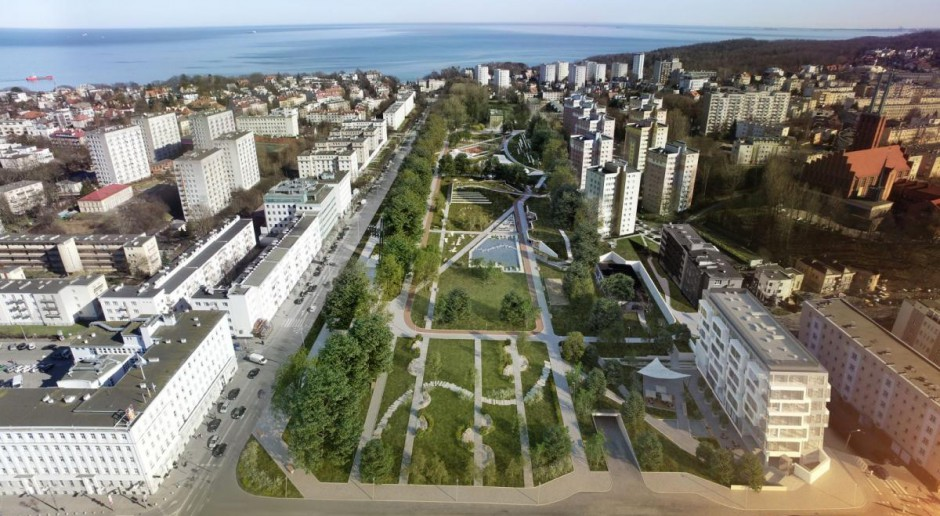 W Gdyni powstanie Park Centralny