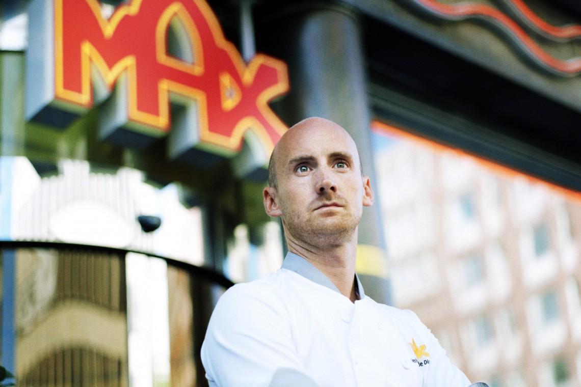 Pierwsza restauracja Max Premium Burgers w Polsce