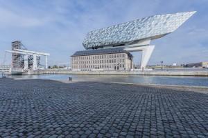 """Synergia sztuki i technologii. Oto symbol handlu morskiego i """"diamentowego miasta"""""""