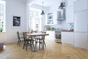 Podłoga, która pomoże uwolnić kreatywność architektów?