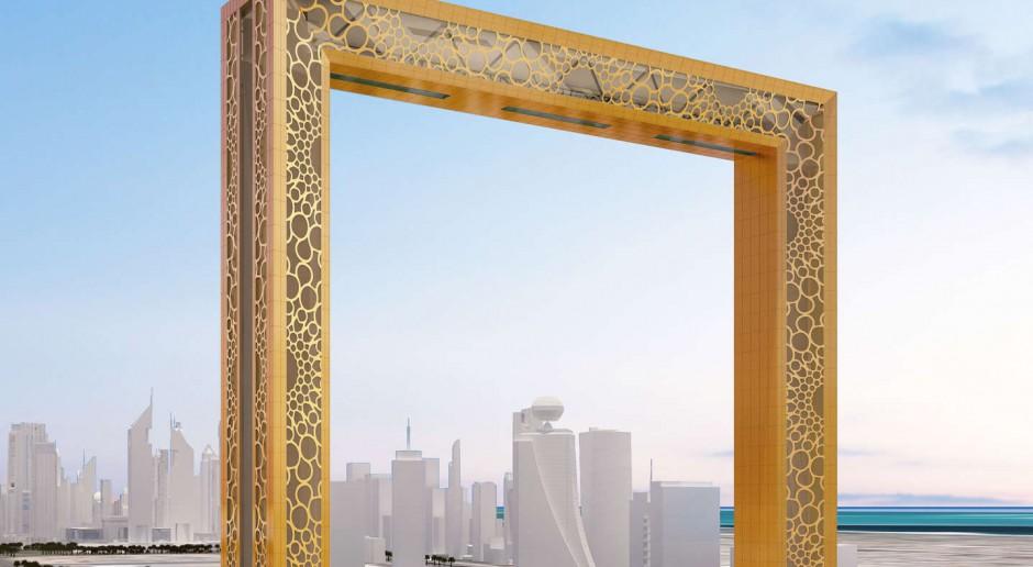 Złota Rama Dubaju zostanie otwarta w październiku