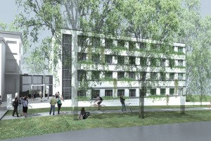Tu będą uczyć się studenci ogrodnictwa i architektury krajobrazu