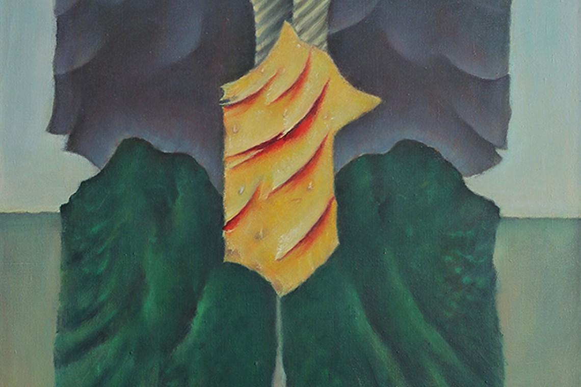 Malarstwo Gabrysiaka wraca na salony