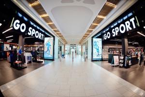 Nowy koncept salonu GO Sport. Unikalna atmosfera sprzyjająca zakupom
