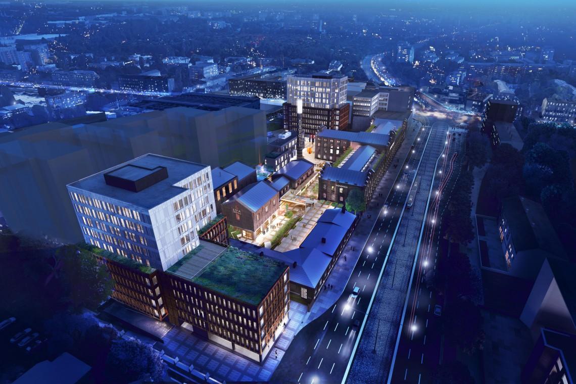 Oto Monopolis. Projekt, który odmieni centrum Łodzi
