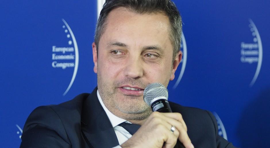 Rafał Mazurczak na EEC: Sam budynek to za mało. Dziś tworzymy miejsca
