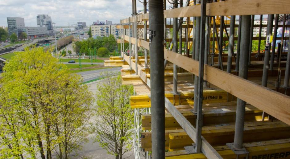 .KTW I: Intensywne prace wewnątrz budynku