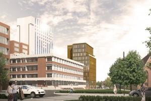 Miejsce z potencjałem. Trzy pracownie mają pomysł na wyjątkowy teren w Gdańsku