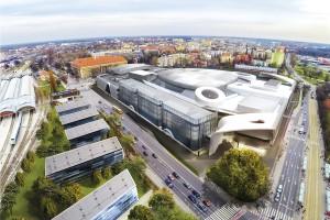 Biura Wroclavii - przyjazne dla pracowników i środowiska