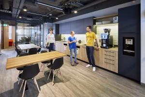 Nowe biuro Grupy Pracuj - miejsce, w którym chce się pracować